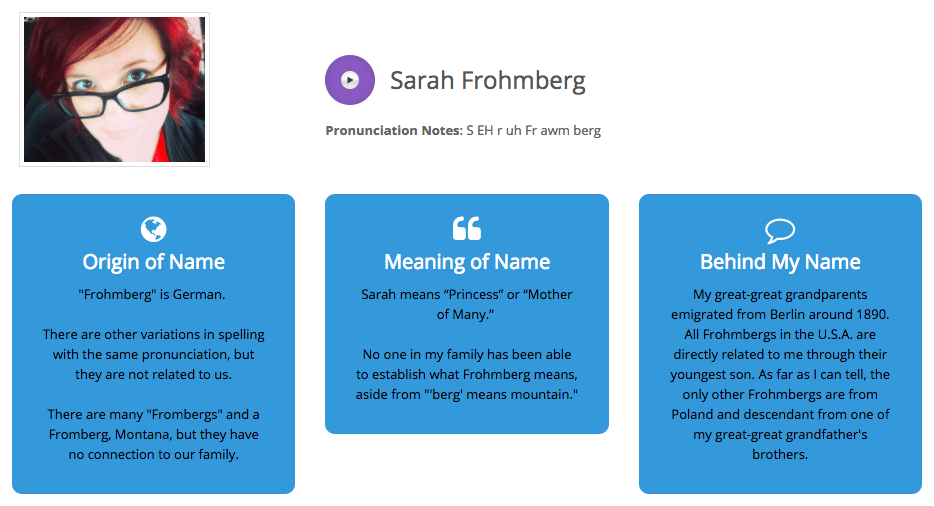 NameBadge: Let the World Really Know Your Name - NameCoach Blog
